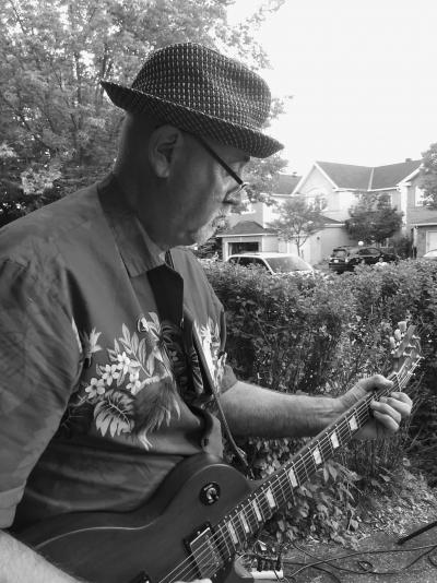 Rocky Dalonzo, Lead Guitar