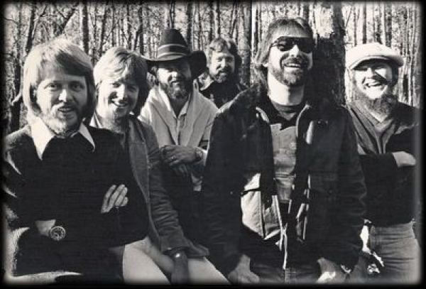 The MARSHALL TUCKER BAND circa 1977....We opened for them at 11th Street Cowboy Bar in 2007.  What a world class band they are in today's version of the original. FANTASTIC SHOW!