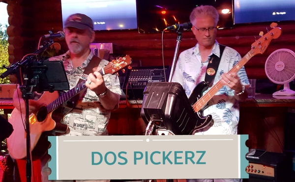 DOS PICKERZ DUO PREDATES LONE STAR PICKERZ.  WE BE THROWBACKZ PLAYIN YOUR FAV'S