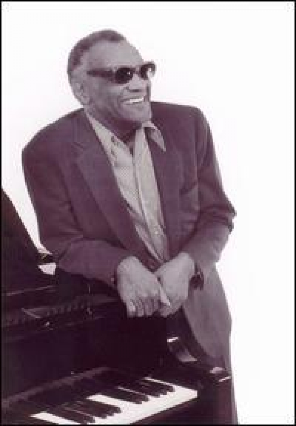Ray Charles....Rhythm & Blues, Oldies Rock & Roll, Country and more...there wasn't anything he couldn't sing and play well.  Wayne-o covers