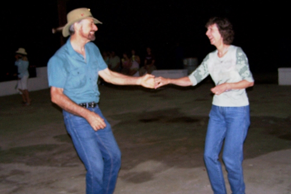 Lois & Thomas....#1 PICKERHEADZ Dancers!