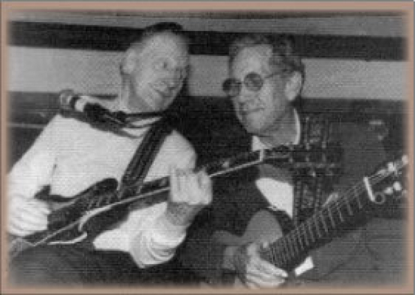R.I.P. Mr. Les Paul & Mr. Chet Atkins..two of the BEST PICKERZ EVER!
