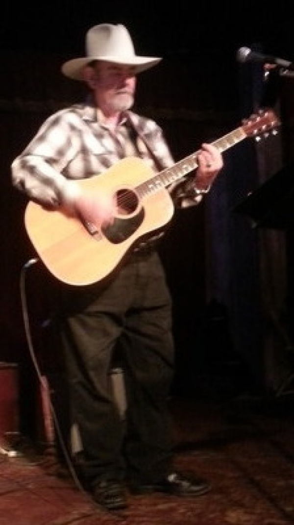 Wayne-o from a Fall 2013 LEON SPRINGS DANCEHALL gig in San Antonio...