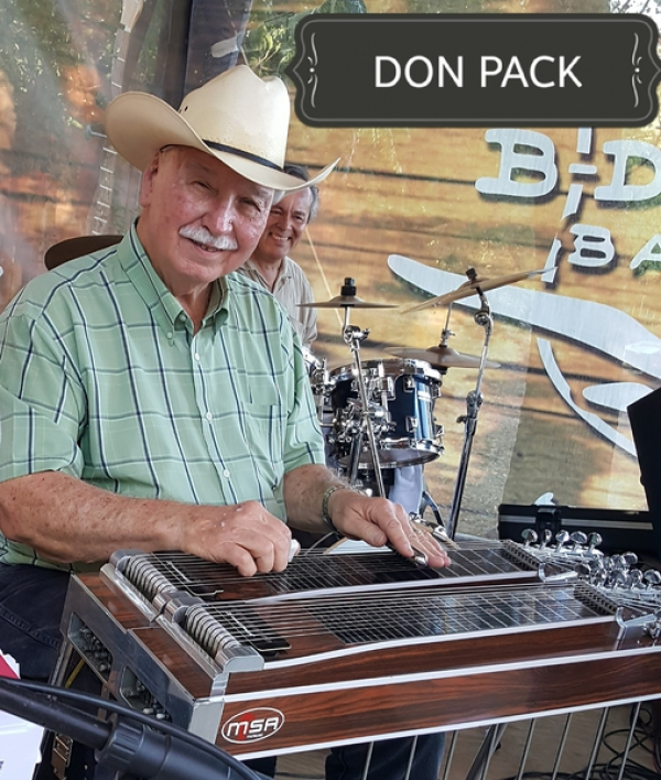 RIP Don Pack, our former STEEL PICKER