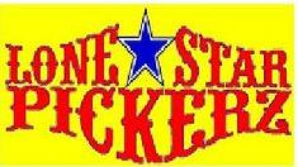 This was our second LSP logo that Mr. Pat Austin created for me in 1997. Pat was not only an NFL Pro lineman for the K.C. Chiefs, he was a famous graphic artist. You have seen Pat's work around S.A. (Frost Bank and many many more), and the WORLD (NASA...y