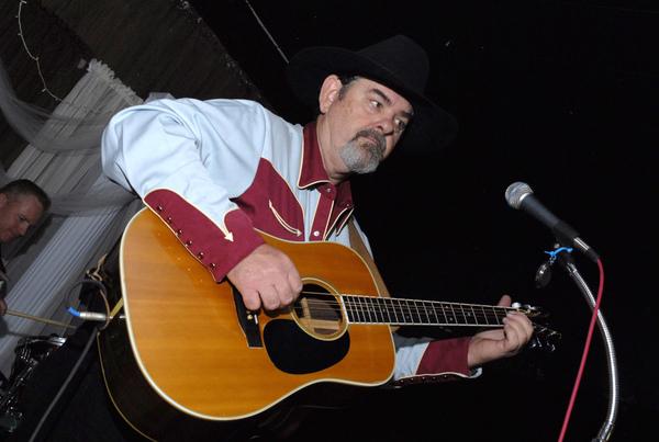 Wayne-o and his 1980 D-35 C.F. MARTIN guitar