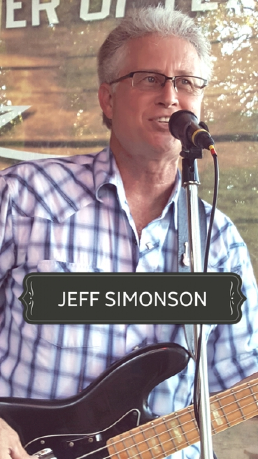 JEFF SIMONSON , VOCALS OUT TH YING YANG!!!
