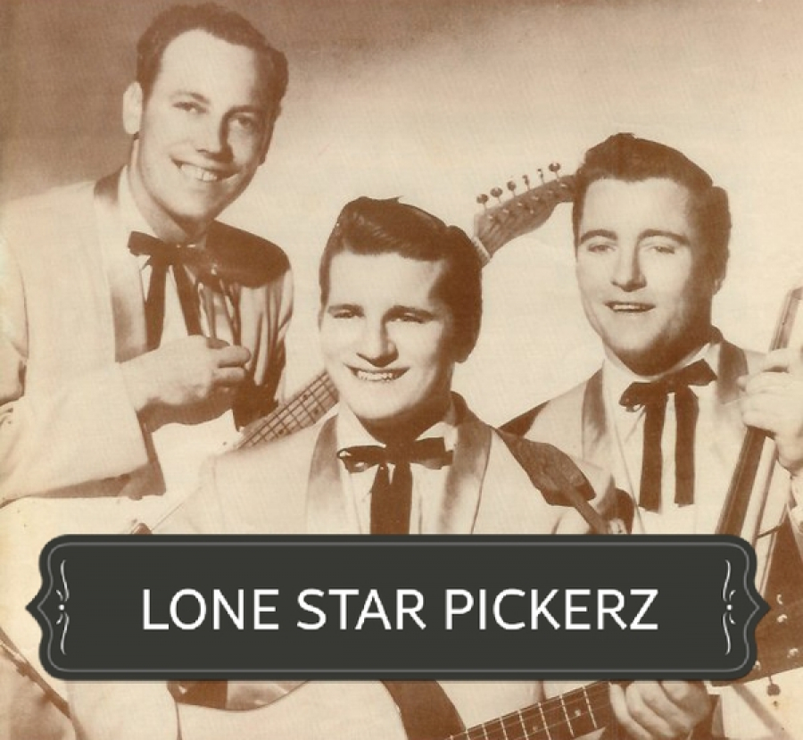 THE JULY 2017  LONE STAR PICKERZ TRIO (AKA CHESTER DRAWERS & ONE NIGHT STAND)