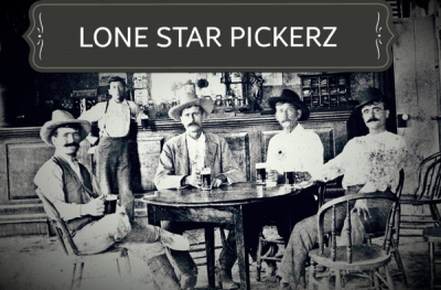 LONE STAR PICKERZ IS NOW A 5 PIECE BAND!