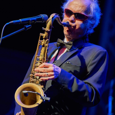 Joe Nerney who just played some beautiful Sax on our upcoming new Susan Angeletti Soul Is Where It's At CD! We love Joe!