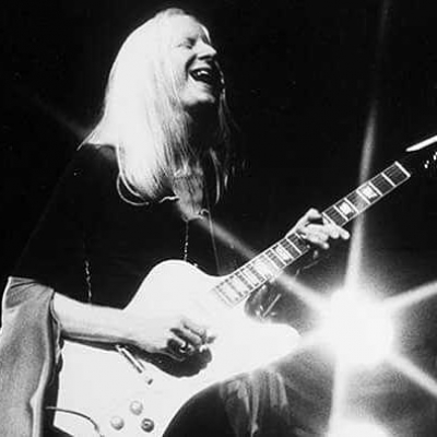 Johnny Winter!