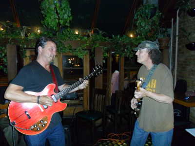 Guitarists: John Harrison n Michael St. George
