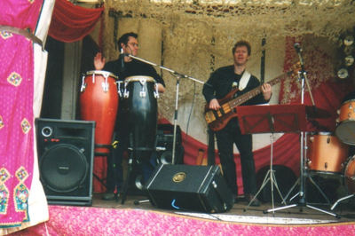 enQ, Harlow Music Festival, April 2001