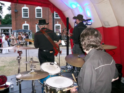 The Hoedown Band, Deepcut Barracks, June 2018