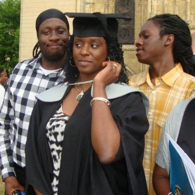 Iauwata kids Abini graduation and Haile & Kassa (Wstrn group )