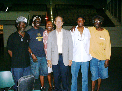 Iauwata ,Deryck,Jimmy Ray,Dave Martins,Reg,Xoal Tampa Performance