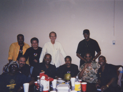 Tampa performance Deryck,Bim,Ramphal,Ron,Dave,Terry,Mick,Reg,Jimmy