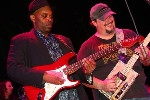 Chris Aaron and Bobby Bryan