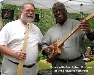 Bruce Lee Rose & The Rev. Robert B. Jones