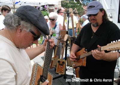 Jim Ohlschmidt & Chris Aaron