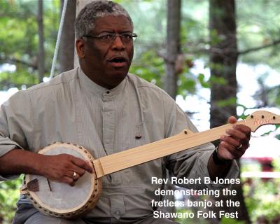 The Rev. Robert B Jones