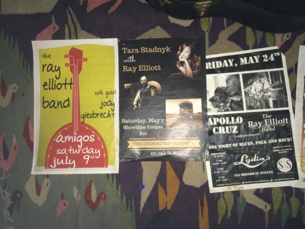 GIG POSTER'S