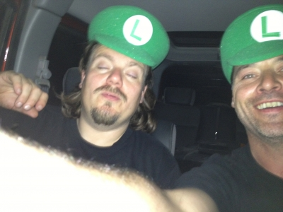 REHERSAL NIGHT, L's FOR LUIGI NOT LOSERS