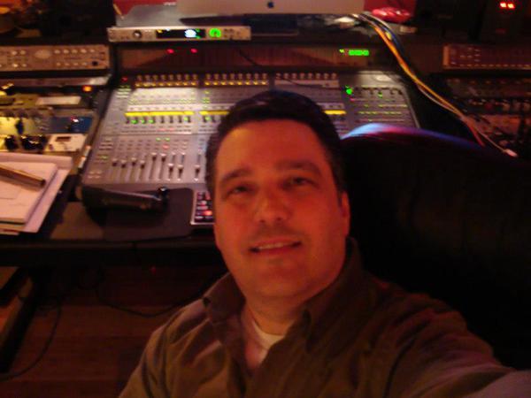 <p>Orisonata Recording Session</p> <p>Ivory Tower Studios in Houston, Texas </p> <p>2013</p>