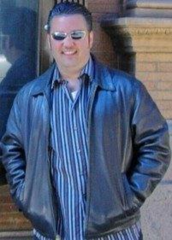 <p>Standing outside Carnegie Hall - Weill Recital Hall</p> <p>New York Solo Debut</p> <p>2006</p>