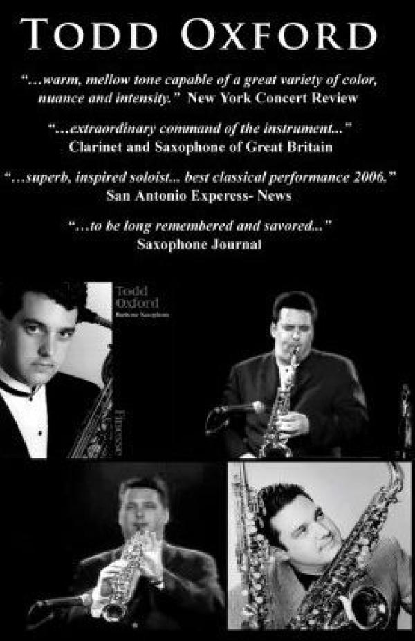 <p>Saxophone Journal </p> <p>Marketing Ad</p> <p>2010</p>