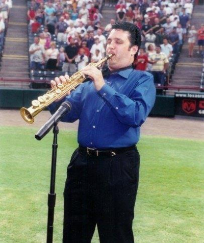 <p>Texas Rangers National Anthem </p>