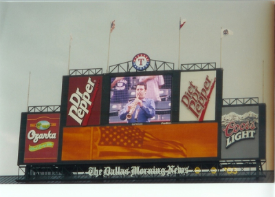 <p>Texas Rangers</p>