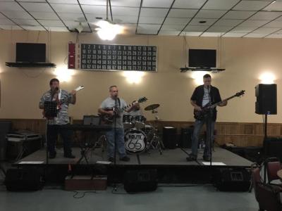 Joliet Moose - Rich's first Rt. 66 gig