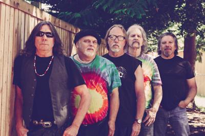 Jimi, Keith, Darryl, Joel, Lonnie