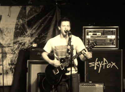 Grog Shop 02-07-12 Shred Rot opening for Voodoo Glow Skulls / Authority Zero /Skyfox