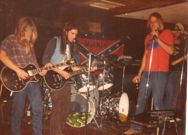Billy, Randy, & Archie Nuthin Fancy Band