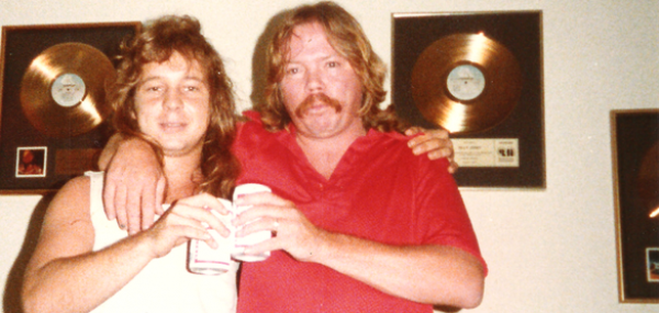 Billy Mack & Billy Jones from the OUTLAWS