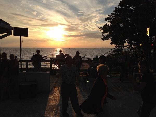 Sunset @ Sunset Grill Little Harbor