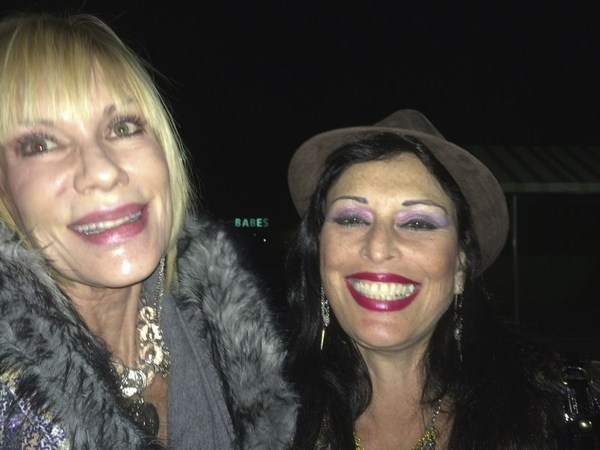 Vicki & Sheri