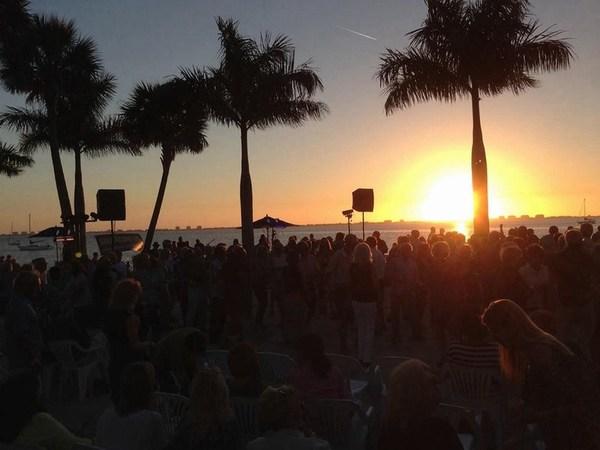 Rockin' Ringling Sunset