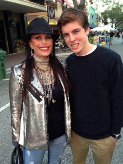 Sheri & Bradenton's Local American Idol contestant - Sam Woolf