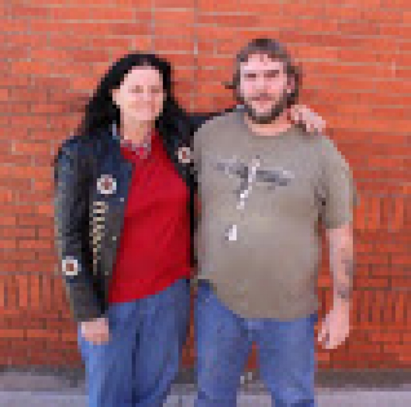 Timothy and Kristen Hall in the Cleburne Times Review News Paper