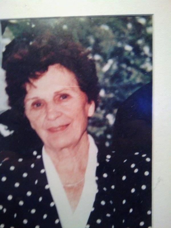 Louellen Clark (My Mother)