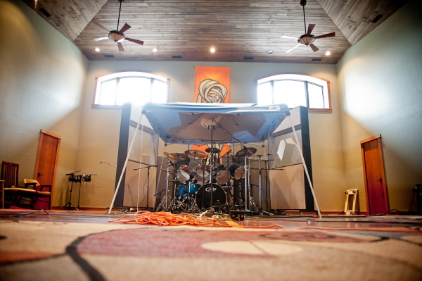 Soundfarm Studio & Recording Environment by Melissa Stukenholtz