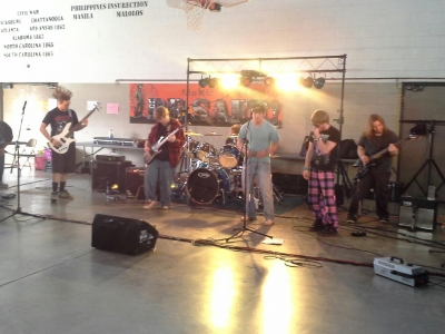 Rock Out For The Cure 2012