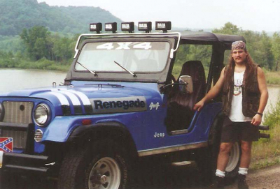 '79 Jeep CJ5... southern Ohio... she was a runner