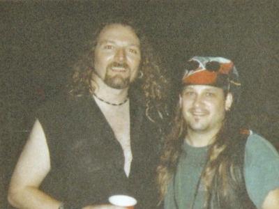 Mark Francis and Doug Phelps of the Kentucky Headhunters