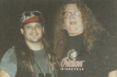 Mark Francis and Richard Young of the Kentucky Headhunters