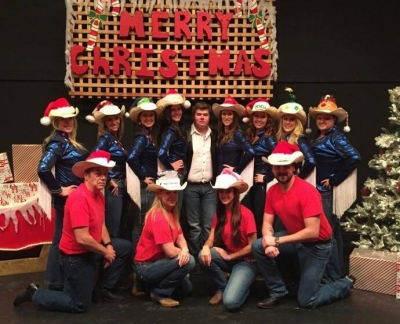 Dakota Country Christmas-West Coast Country Heat Christmas 2014