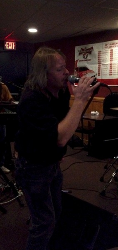 Greg Coolbrith- Lead Vocals